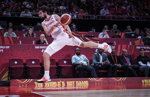 FIBA nuotr./Sergio Llullas