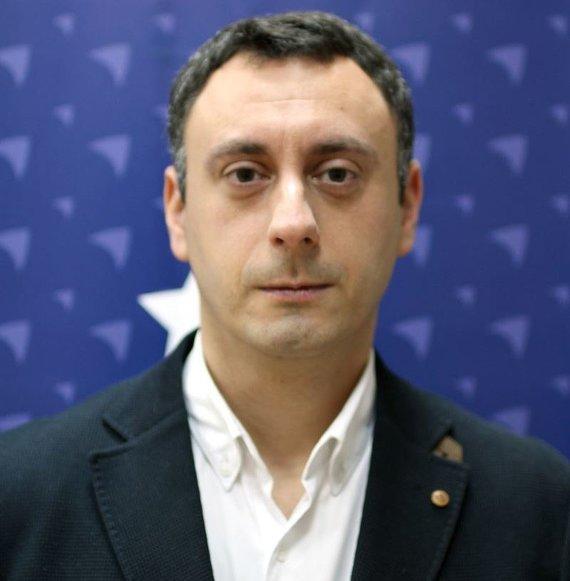 FC Dinamo nuotr./Zurabas Cincadzė