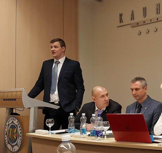 LDF nuotr./Marius Paškevičius