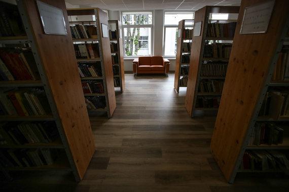 Vidmanto Balkūno / 15min nuotr./Palangos viešoji biblioteka