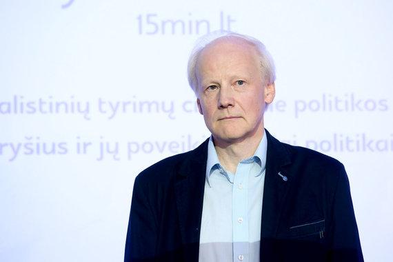 Vidmanto Balkūno / 15min nuotr./Deimantas Jastramskis