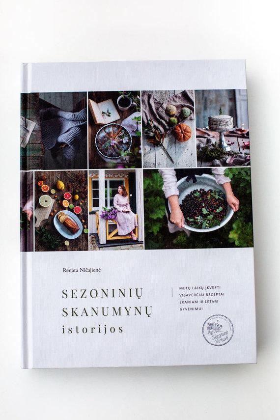 Vidmanto Balkūno / 15min nuotr./Renatos Ničajienės naujausioji knyga
