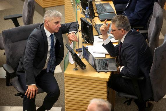 Vidmanto Balkūno / 15min nuotr./Povilas Urbšys