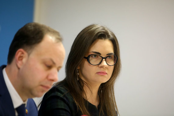 Vidmanto Balkūno / 15min nuotr./Spaudos konferencija Sveikatos apsaugos ministerijoje