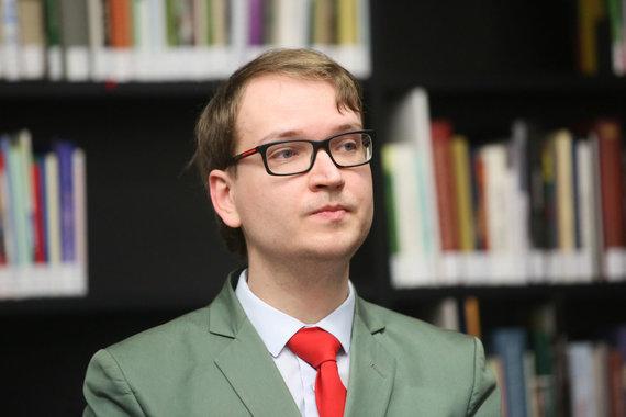 Vidmanto Balkūno / 15min nuotr./Matas Baltrukevičius