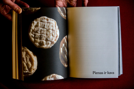 "Vidmanto Balkūno / 15min nuotr./Pirmoji lietuviška knyga apie kavą ""Tebūnie kava"""