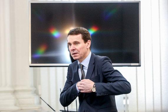 Vidmanto Balkūno / 15min nuotr./Raimondas Kurlianskis