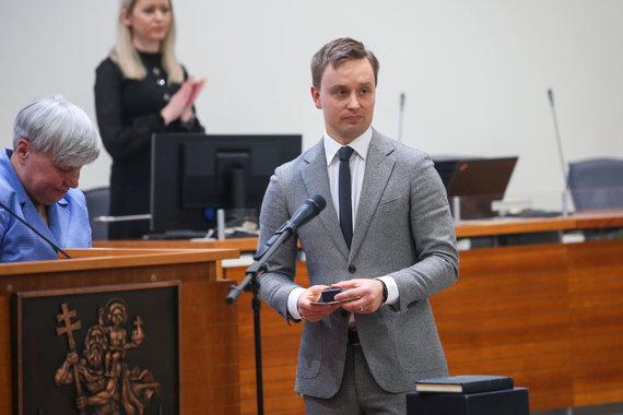 Vidmanto Balkūno / 15min nuotr./Vydūnas Sadauskas