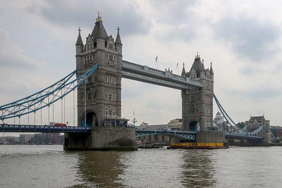 Vidmanto Balkūno / 15min nuotr./Londonas, Jungtinė Karalystė