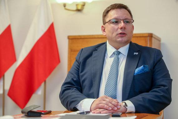 Vidmanto Balkūno / 15min nuotr./Rafałas Milczarskis