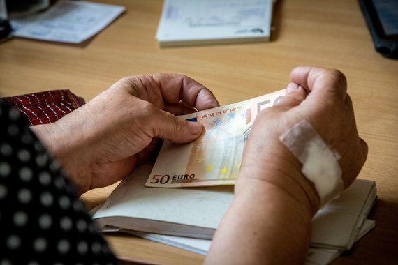 Vidmanto Balkūno / 15min nuotr./eurai