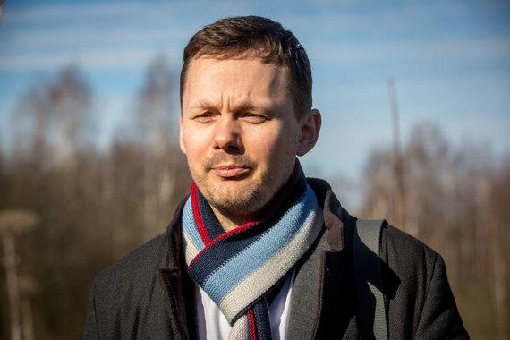Vidmanto Balkūno / 15min nuotr./AM viceministras Martynas Norbutas