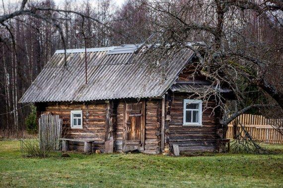 Vidmanto Balkūno nuotr./Senovės kaimas