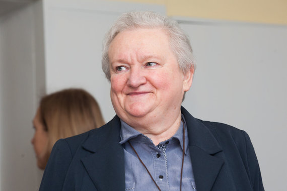Vidmanto Balkūno / 15min nuotr./Vilija Targamadzė