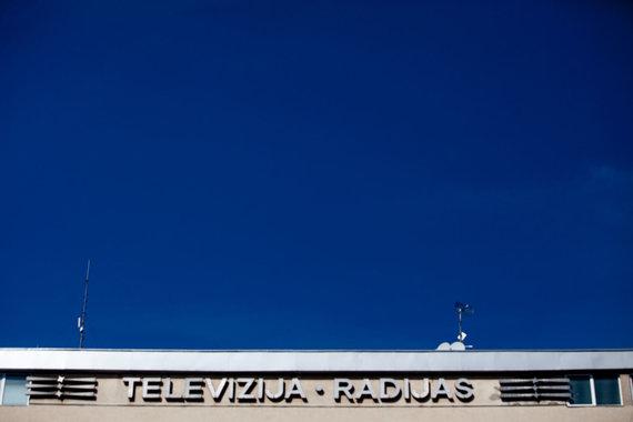 Vidmanto Balkūno / 15min nuotr./Lietuvos radijas ir televizija