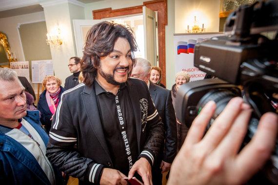 Photo Vidmantas Balkūnas / 15min photo / Filipas Kirkorovas