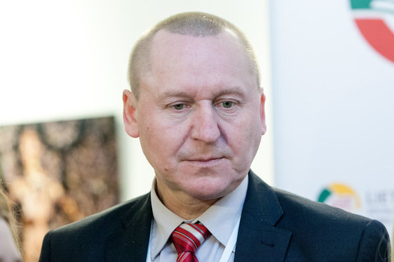 Vidmanto Balkūno / 15min nuotr./Petras Čimbaras