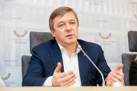 Vidmanto Balkūno / 15min nuotr./Ramūnas Karbauskis