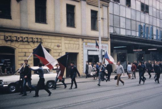 Vida Press nuotr./ Prahos pavasaris