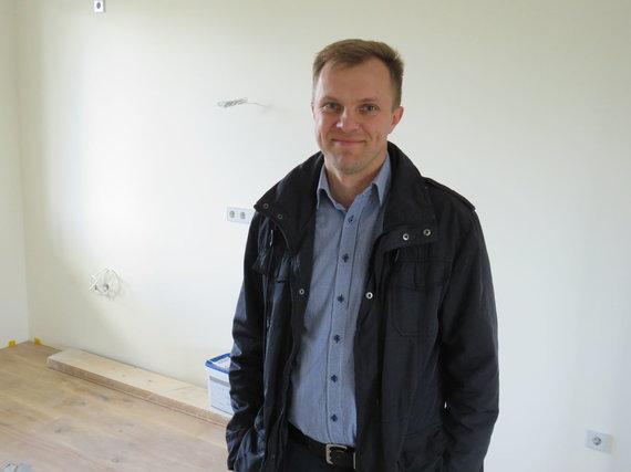 A.Grygelaičio nuotr./Mantas Balčiūnas