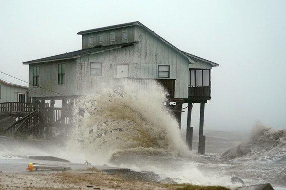 """Reuters""/""Scanpix"" nuotr./Florida po uragano"