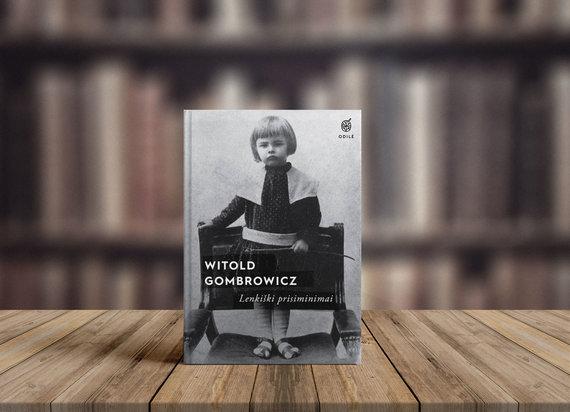 """Witold Gombrowicz """"Lenkiški prisiminimai"""""""