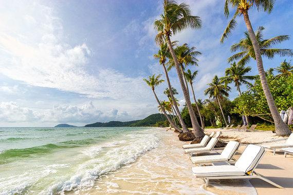Shutterstock nuotr./Kokosų sala, Vietnamas