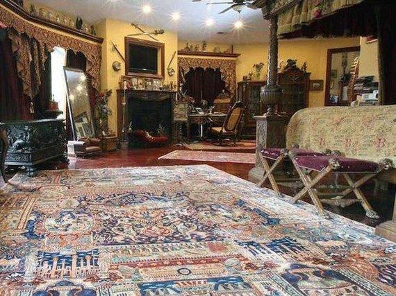 """""""Coldwell Banker"""" nuotr./Konektikuto valstijoje parduodama pilis, kurioje – 20 kambarių"""