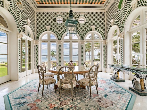 """""""Douglas Elliman"""" nuotr./Vienas brangiausių parduodamų namų Floridos valstijoje"""