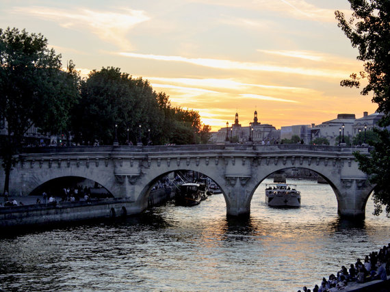 Viktorijos Karsokaitės nuotr./Paryžius