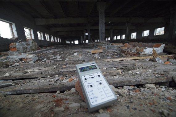 """Scanpix""/AP nuotr./Černobylio 4-oji zona"