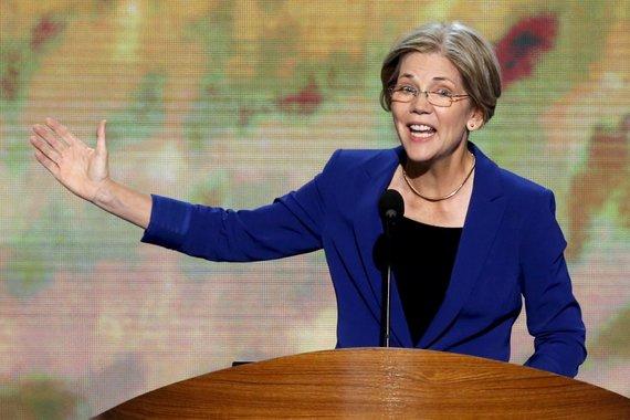 """Reuters""/""Scanpix"" nuotr./Elizabeth Warren"