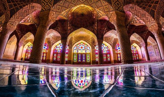 Vida Press nuotr./Magiški kelionių po Iraną kadrai