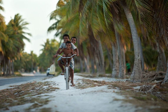 Vida Press nuotr./Kiribatis