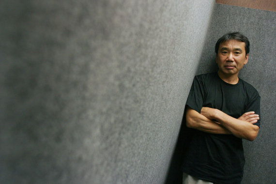 Vida Press nuotr./Haruki Murakami