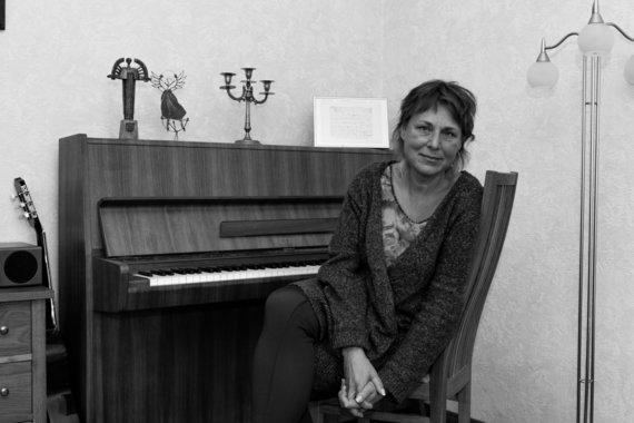 Kęstučio Pleitos/LMIC nuotr./Kompozitorė Zita Bružaitė