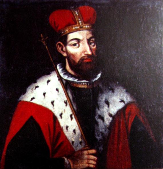 Wikimedia Commons nuotr./Lietuvos didysis kunigaikštis Gediminas