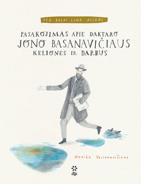 """Knygos viršelis/Monikos Vaicenavičienės knygos """"Per balas link aušros"""" viršelis"""