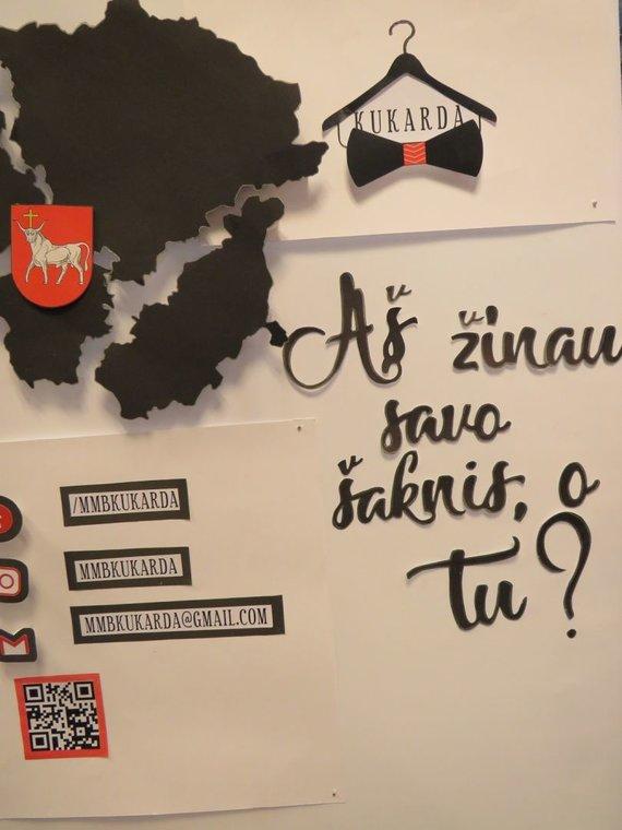 Andriaus Grygelaičio nuotr./ Marijampolėje vyko jaunųjų verslininkų mugė