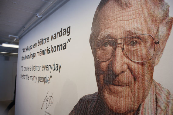 """Ikea"" muziejus Elmhulte"