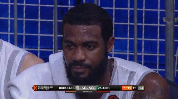 Euroleague.tv stopkadras/Earlas Clarkas