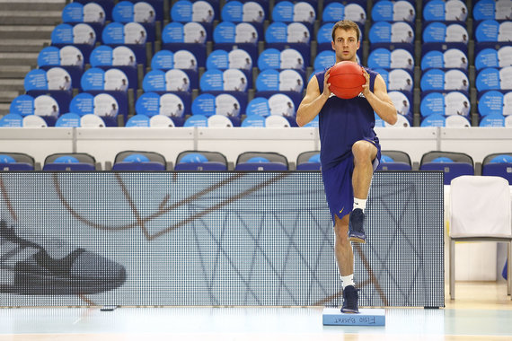 Getty Images/Euroleague.net nuotr./Kevinas Pangosas