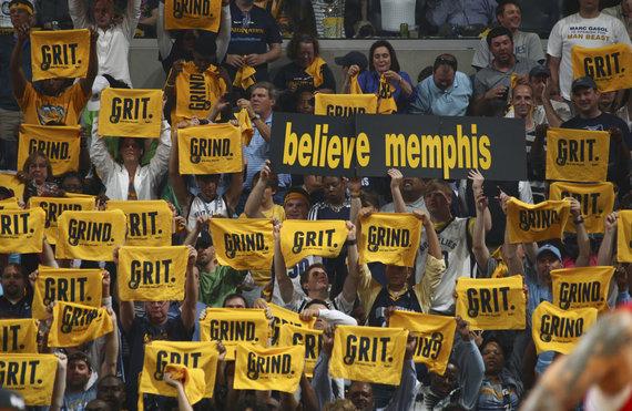 "AFP/""Scanpix"" nuotr./""Grizzlies"" sirgaliai"