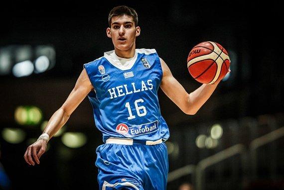 FIBA nuotr./Georgios Kalaitzakis
