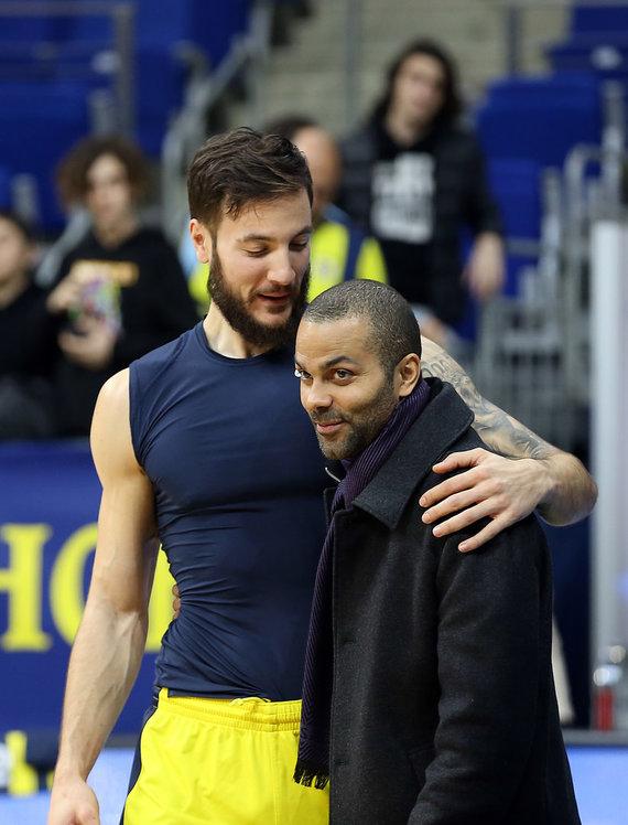 Getty Images/Euroleague.net nuotr./Joffrey Lauvergne'as
