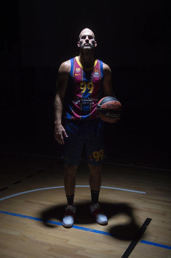 Getty Images/Euroleague.net nuotr./Nickas Calathesas