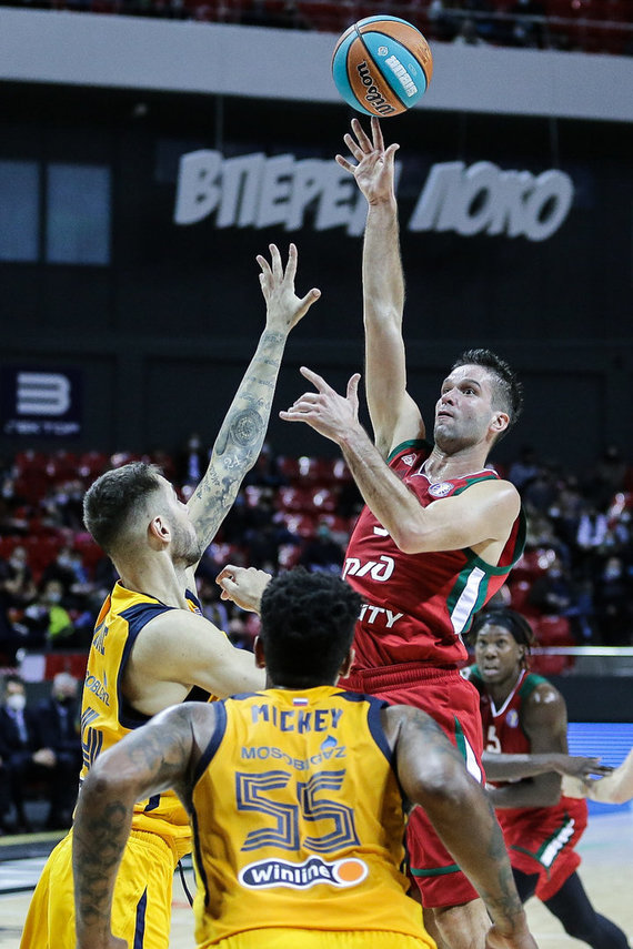 VTB-League.com nuotr./Mantas Kalnietis