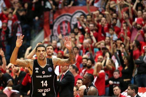 FIBA nuotr./Jamesas Feldeine'as