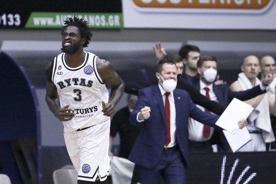 FIBA nuotr./Maurice'as Ndouras