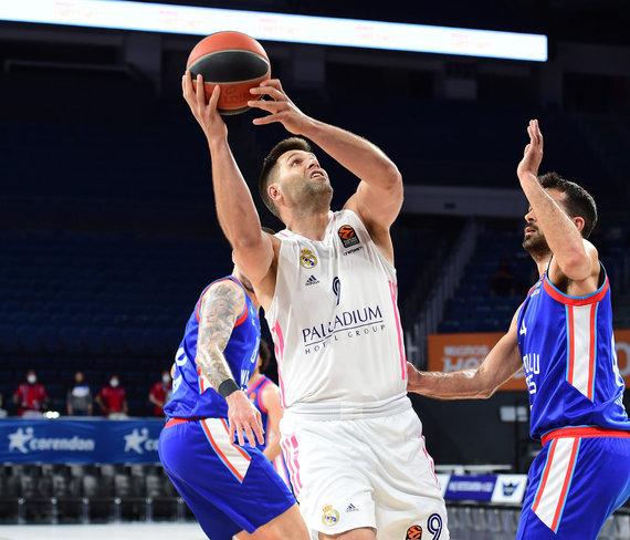 Getty Images/Euroleague.net nuotr./Felipe Reyesas